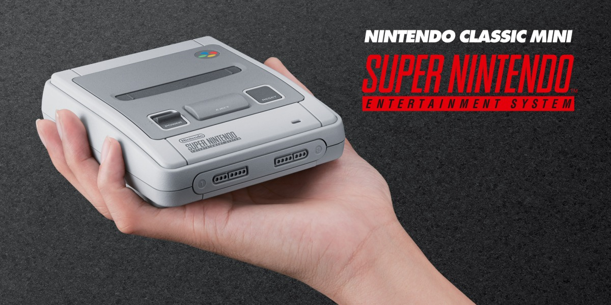 Just A Quick Go: SNES Mini