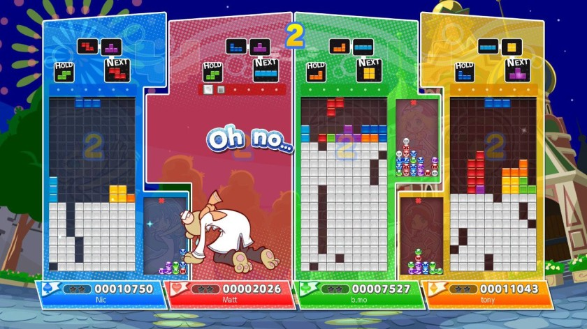 Tetris – Game Time