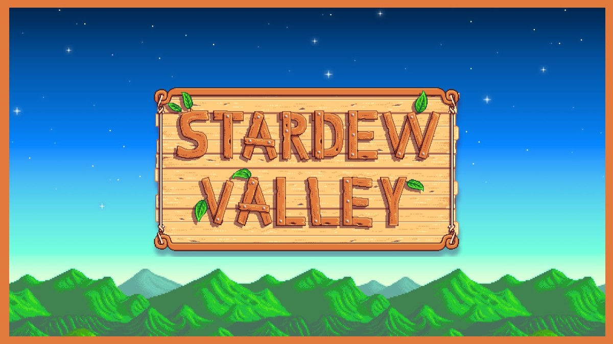 A Day In The Life: StardewValley