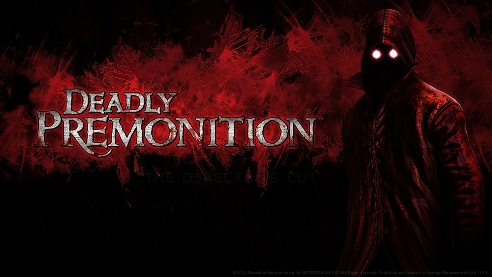 Trivia Time- Deadly Premonition, Tell me Your Secrets, License Plates