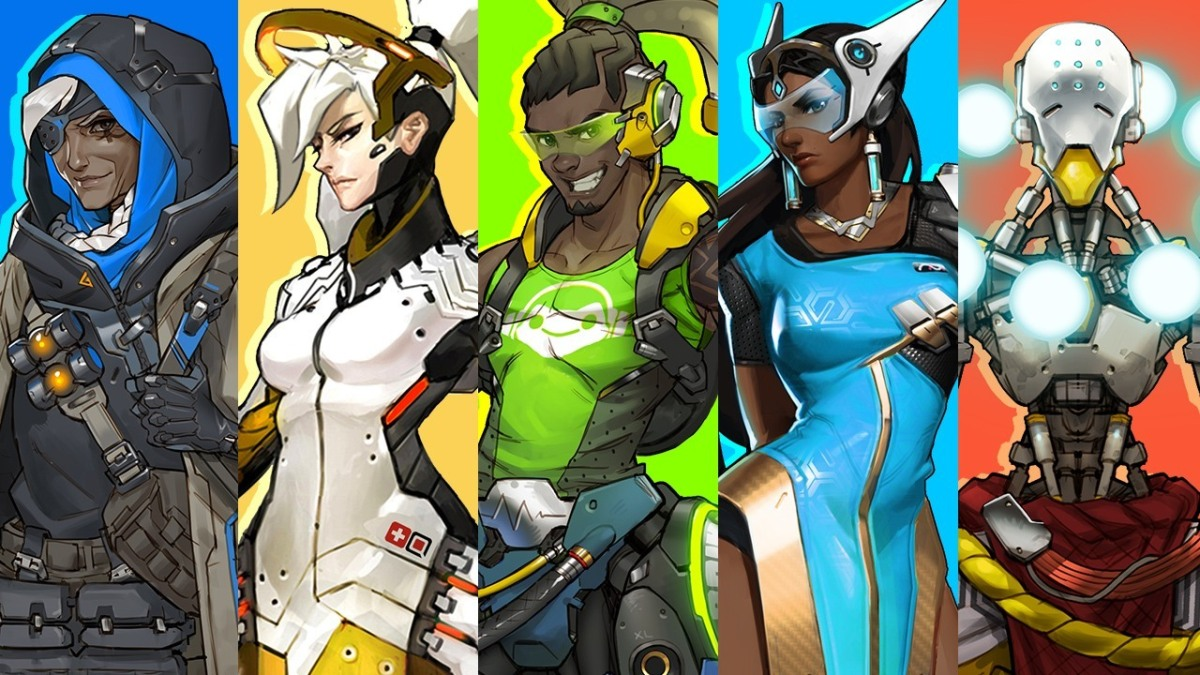 Overwatch is in Need ofSupport