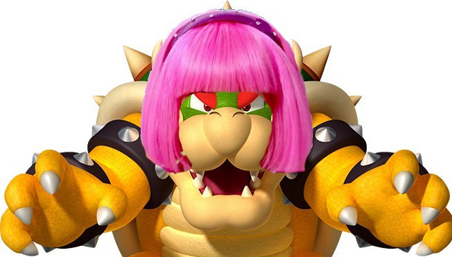 Will Nintendo Yield Before Bowsette?