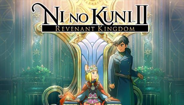 Ni No Kuni 2 Throne