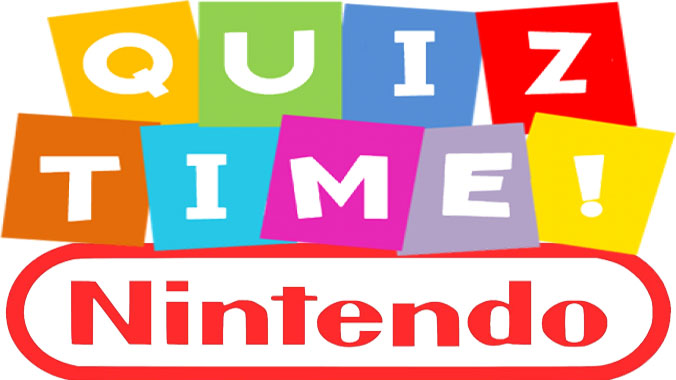 End Of The Month Gaming Quiz: September 2018-Nintendo