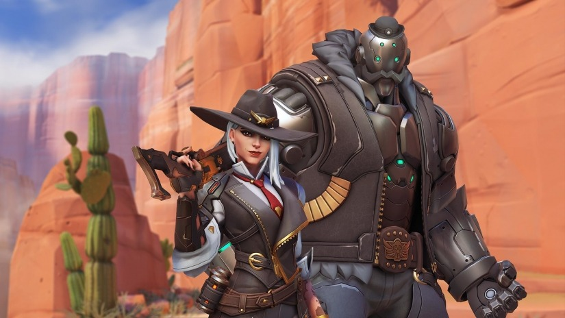Overwatch: Ashe First Impressions