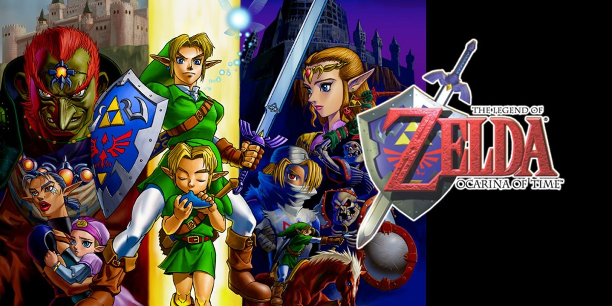 Ocarina Of Time: 20 Years On And Still My Number 1