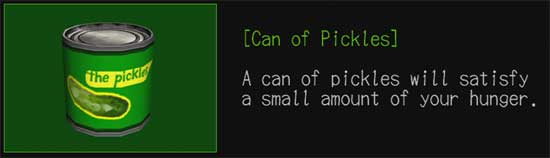 Can of pickles