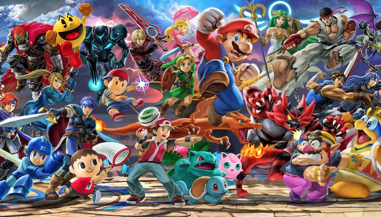 ssb-ultimate-smash-poster-artwork-part-2