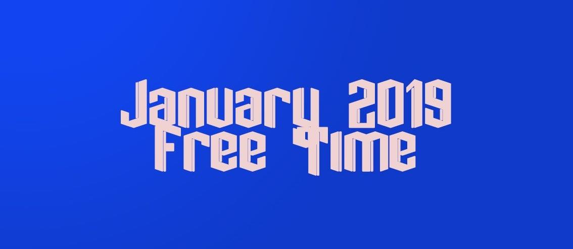 January 2019 FreeTime