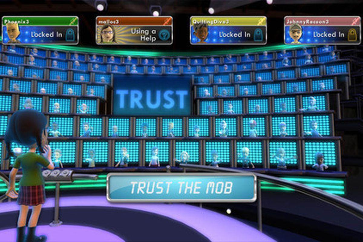 1 vs 100 Trust